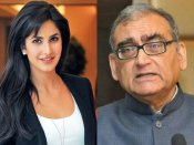 OMG! Now Justice Katju suggests Katrina Kaif should be made India's President