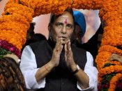 Rajnath hails ancient Indian contributions to science, maths
