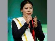 Smriti Irani confers honorary degree to Mary Kom