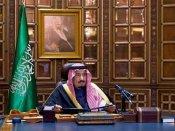 New Saudi king announces major government shake-up