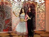 Katrina Kaif's wax statue unveiled in London