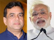 Bollywood actor Paresh Rawal to play PM Narendra Modi's role in a biopic