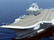 INS Vikramaditya to finally get air defence system