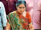 Jashodaben Modi visits Shirdi Saibaba temple