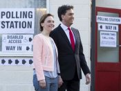 UK election: Labour leader Ed Miliband apologises to losing MPs