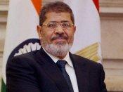 Egyptian ex-president Morsi jailed for life