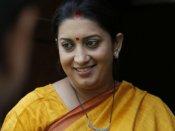 Congress leader compares PM Modi to Hitler, calls HRD minister Smriti Irani 'bai'
