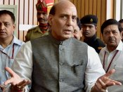 2 terrorists who attacked BSF convoy are Pakistanis: Rajnath Singh