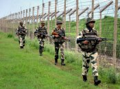 Pakistani troops target border posts in Poonch, Army retaliate