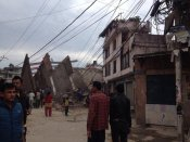 3 moderate intensity earthquakes jolt Nepal, no casualty reported
