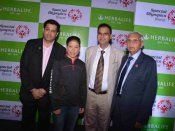 Herbalife India felicitates Indian contingent of 2015 Special Olympics World Games