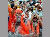 Second 'shahi snan' at Kumbh Mela passes off peacefully