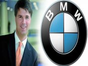 BMW chairman faints during presentation at auto show