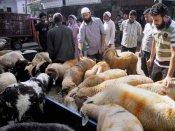 Eid-ul-Azha celebrated across India
