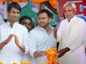 Chacha-Bhatija and the slugfest with NDA in Lalu land