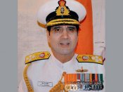 Indian Navy chief calls for 'high combat readiness'