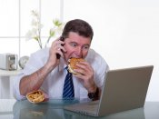 Your job could be making you obese: Study