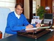 Indian Railways plan to cut energy bills by Rs 5,000 crore: Suresh Prabhu