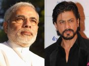 Shah Rukh Khan beats Narendra Modi; is now second-most-followed Indian on Twitter