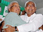'The Brothers Bihari': Book charts journeys of Nitish, Lalu