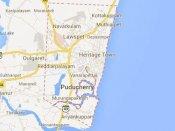 Puducherry lashed by 11 cm rainfall