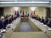 Iran nuclear deal to enter into force early January: deputy FM