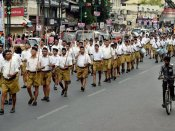 RSS expresses fear of Hindus becoming minority in India