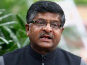Don't want to be known as 'call drop minister': Ravi Shankar Prasad