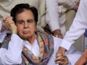 Dilip Kumar to be honoured with Padma Vibhushan on Sunday