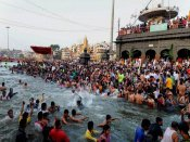 Kumbh: Religious leaders make a pitch for cleanliness