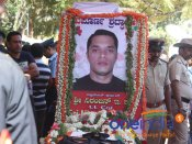 NSG commando Niranjan cremated at Kerala village