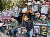 Kashmiri Pandits call for revocation of Article 370