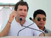 Rahul to hold padyatra in drought-hit Bundelkhand on Jan 23