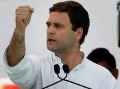 Rahul Gandhi in Bundelkhand, attacks Modi and Mulayam