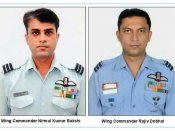 R-Day: IAF honour for two braveheart helicopter pilots