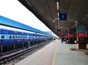 Goods train derails, Jan Satabdi express stranded for 2 hrs