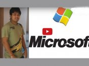 Bihar: Weldor's son gets job worth Rs 1.02 crore in Microsoft!