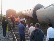 11 coaches of Bengaluru-bound train derail near Vellore, over 40 injured