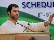 Budget lacks vision, conviction, says Rahul Gandhi