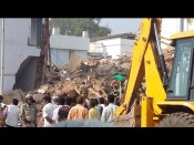 Railway building collapses at Hubballi, 8 stranded under the rubble