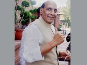 Committed to ensure safe environment for women, girls: Rajnath Singh