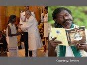 Who is Haldar Nag? A class 3-drop out, a nature poet and Padma Shri recipient