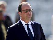 Military operations against IS key to prevent attacks at home, says French Prez