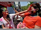 Bollywood wishes fans Happy Holi, appeals to save water