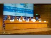 Maritime India Summit to boost #MakeInIndia