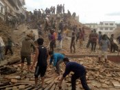 Nepal earthquake one year: Himalayan nation still under rubble