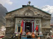 Uttarakhand governor to visit Kedarnath tomorrow