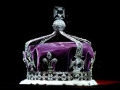 India should not claim 'Kohinoor as it neither stolen nor forcibly taken away