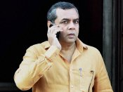 Paresh Rawal apologises for odd-even violation