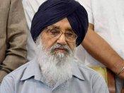 Punjab election results: Parkash Singh Badal to resign tomorrow